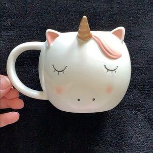 Cute unicorn coffee mug! 🦄☕️